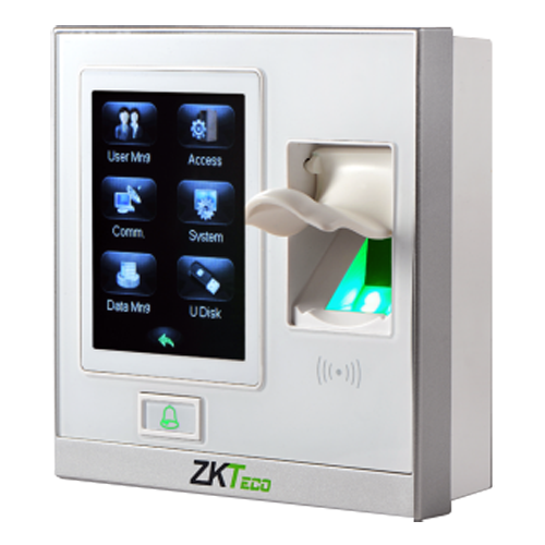 Access and Attendance control - ZK-SF420-W